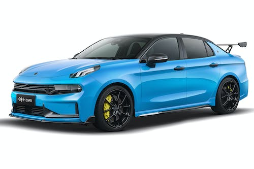 Unveiling the Lynk & Co 03+ Cyan Edition - A celebration of World Titles