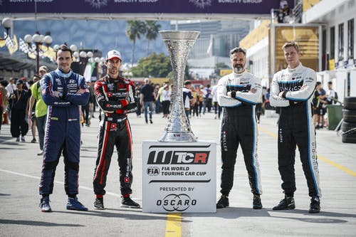 ​Lynk & Co Cyan Racing heads for historic four-way title showdown in Malaysia