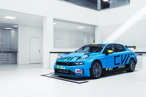 ​Revealing the 2020 Lynk & Co Cyan Racing livery