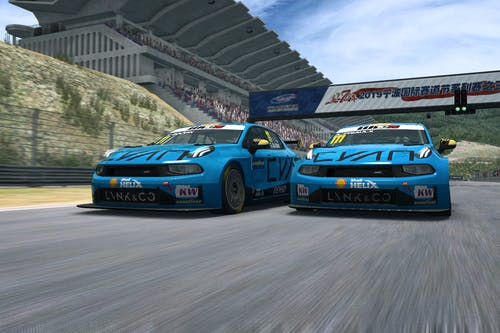 Lynk & Co Cyan Racing enter four drivers for WTCR Esports championship