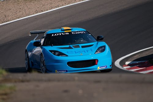 Lotus Cyan Racing claims pole position for Swedish GT season opener