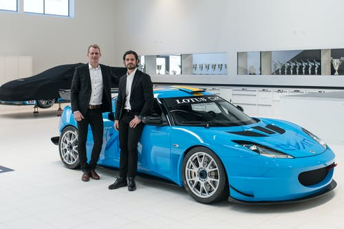 A new start for Lotus Cyan Racing in the 2018 Swedish GT premiere