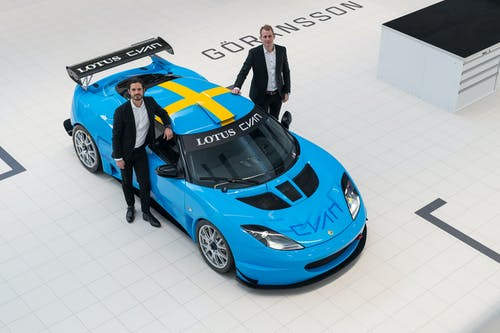 Prince Carl Philip, Thed Björk and Richard Göransson confirmed for Swedish GT in a Lotus Evora