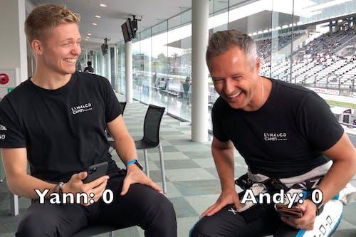 Five questions - Andy Priaulx vs. Yann Ehrlacher