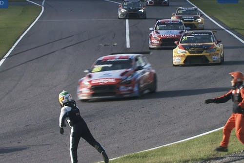 VIDEO: Chaos in Japan, Challenge The World