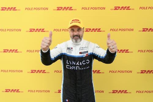 ​Yvan Muller claims first WTCR pole of 2019 in China