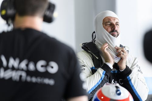 ​Flash report: Yvan Muller fifth in extremely wet first Suzuka practice
