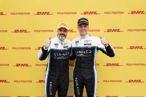 ​Two out of two pole positions for Yvan Muller in China