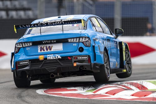 ​The unforgiving Vila Real street race beckons for Lynk & Co Cyan Racing