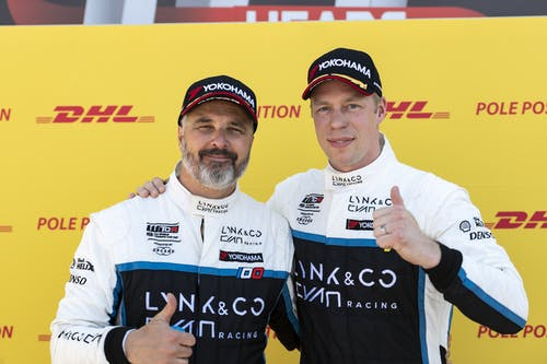 ​Flash report: Yvan Muller and Thed Björk in the top three of qualifying