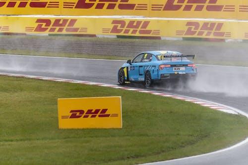 Andy Priaulx shines in very wet Suzuka qualifying