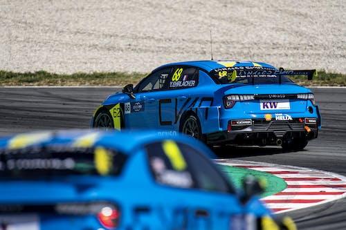 Flash report: Yann Ehrlacher leads the Lynk & Co Cyan Racing squad in FP1