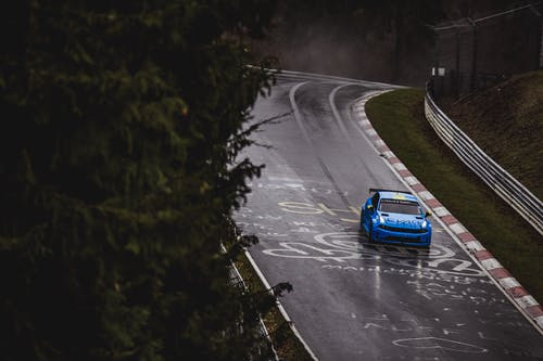 WTCR reaches mid-point at the fearsome 25km Nürburgring Nordschleife