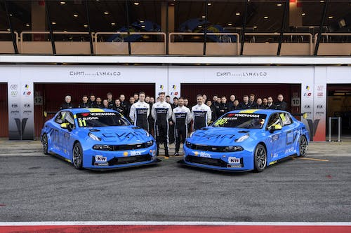 Lynk & Co Cyan Racing unveils 2019 colours for toughest WTCR season ever