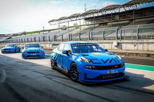 Lynk & Co Cyan Racing is back on track with WTCR in Hungary