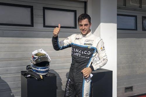 Santiago Urrutia claims front row position in Hungaroring qualifying