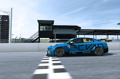 ​Yann Ehrlacher crowned WTCR Esports Champion for Lynk & Co Cyan Racing