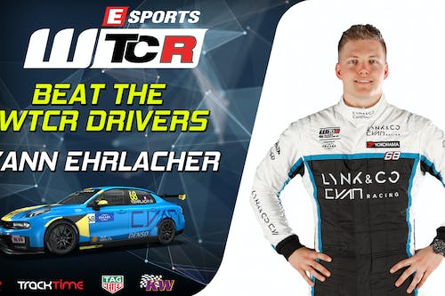 ​Yann Ehrlacher on what a WTCR racer can get from simracing ahead of Esports debut