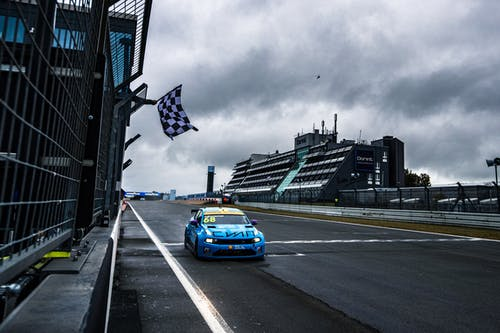 Yann Ehrlacher extends WTCR lead with a 1-2 victory at the Nürburgring