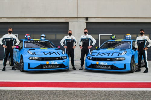 Lynk & Co Cyan Racing confirms 2021 WTCR programme - The world champions are back