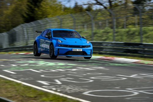 Cyan Racing breaks two Nürburgring Nordschleife records with Lynk & Co