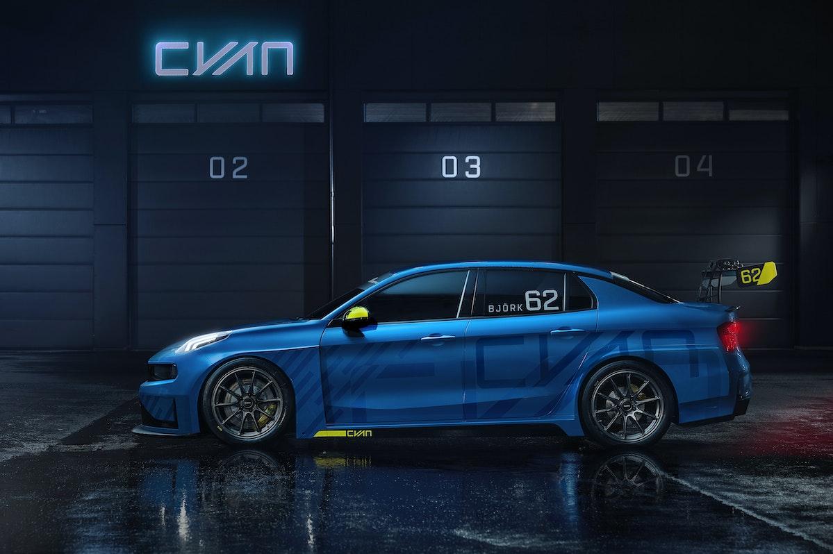 4 Piston Racing >> Lynk & Co 03 TCR | Cyan Racing