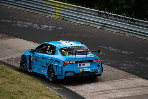 ​Flash report: Thed Björk qualifies fifth in treacherous Nürburgring conditions