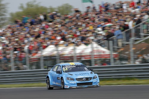 Fan favourite Hungaroring next up in busy WTCC schedule