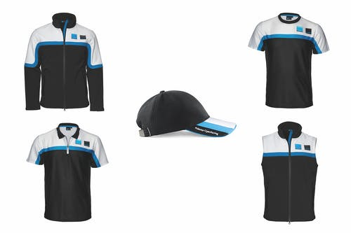 The new Polestar Cyan Racing clothing collection has arrived