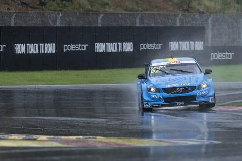 Polestar Cyan Racing heads to Japan holding the World Championship lead by half a point