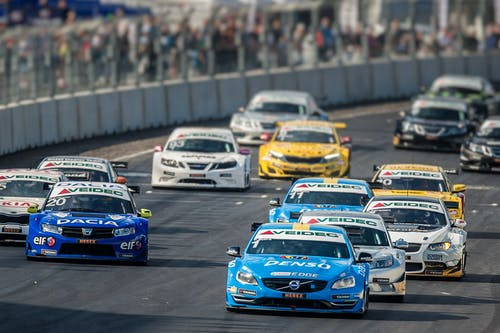STCC title battle heats up at Solvalla
