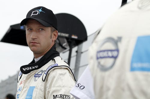Ten questions with Polestar Cyan Racing driver Robert Dahlgren