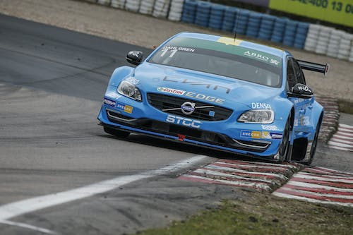 Weather challenge in second STCC test at Knutstorp
