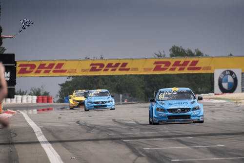 Polestar Cyan Racing show winning potential at the Nürburgring Nordschleife