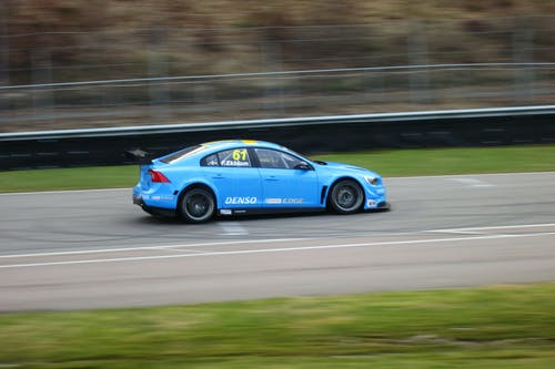 Polestar Cyan Racing completes successful WTCC shakedown