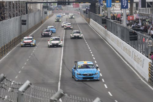 Thed Björk extends World Championship lead after first Macau street race
