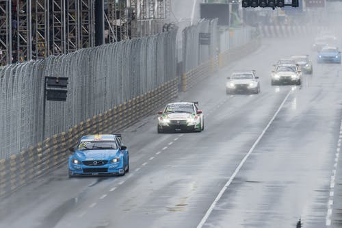 Polestar Cyan Racing keeps double World Championship lead following chaotic Macau street race weekend