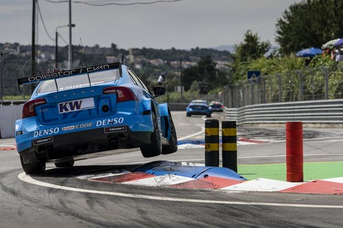 The world's most challenging street circuit awaits Polestar Cyan Racing in penultimate WTCC round