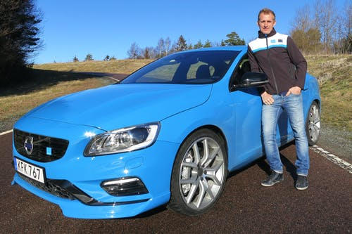 Four-time STCC champion Richard Göransson signs for Cyan Racing