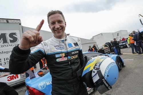 Robert Dahlgren claims STCC pole and championship lead