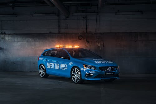 The Volvo V60 Polestar becomes safest ever WTCC safety car