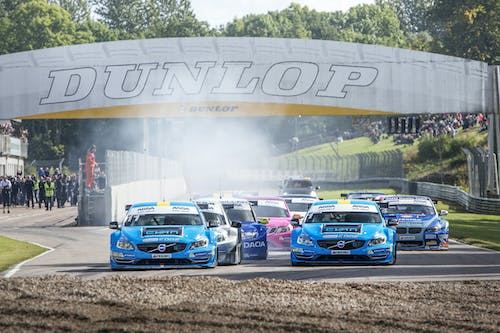 Mixed season finale with strong pace for Volvo Polestar Racing