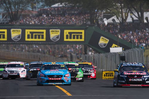 Pole and podium for Scott McLaughlin in best V8 Supercars weekend of 2015