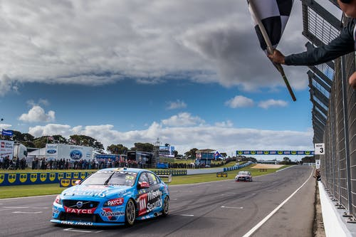 Scott McLaughlin bags double podium at Phillip Island