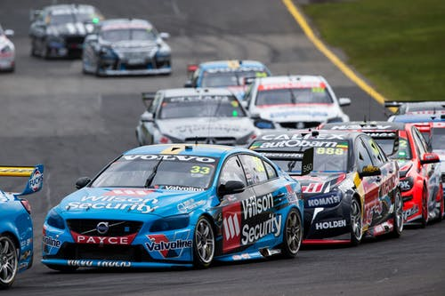 Costly pitstop incident for Volvo Polestar Racing at Sandown 500