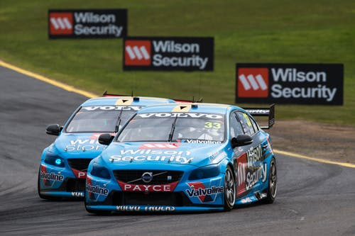 Tough start to Sandown 500 weekend for Volvo Polestar Racing