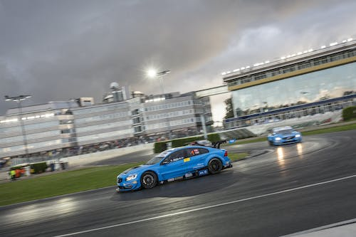 Thed Björk secures vital points in heavy STCC weekend at Solvalla