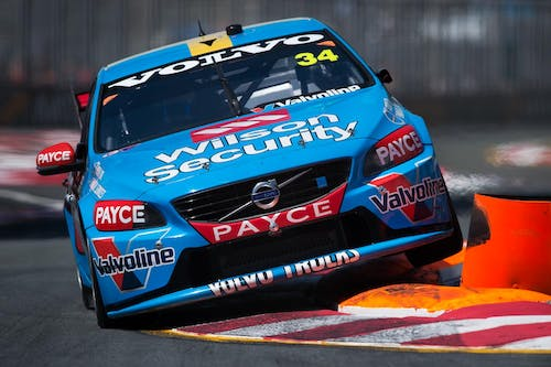 David Wall steps down from full-time drive with Volvo Polestar Racing
