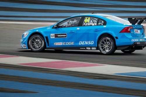 No rest for Polestar Cyan Racing as hectic WTCC schedule continues in Slovakia