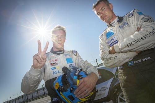 Polestar Cyan Racing finalises 2016 WTCC driver line-up